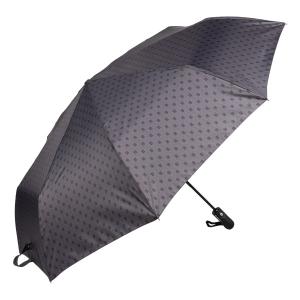 Зонт складной Baldinini 39-OC Logo Grigio фото-3