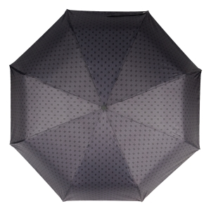 Зонт складной Baldinini 39-OC Logo Grigio фото-2