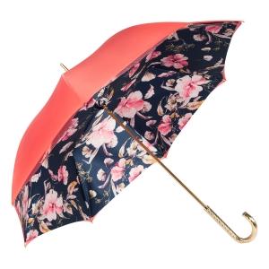 Зонт-трость Pasotti Coral Magnolia Spring фото-3