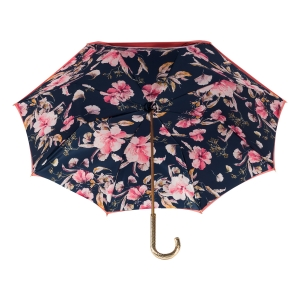Зонт-трость Pasotti Coral Magnolia Spring фото-4