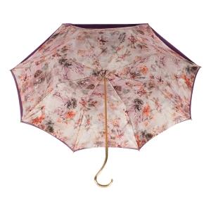 Зонт-трость Pasotti Giante Flora Oro фото-4