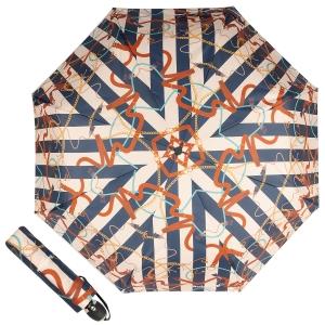 Зонт складной Baldinini 50-OC Catena Blu фото-1
