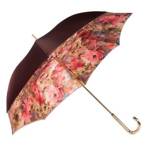 Зонт-трость Pasotti Becolore Rosso Pion Spring фото-3