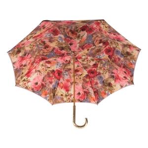 Зонт-трость Pasotti Becolore Rosso Pion Spring фото-4
