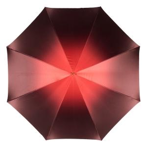 Зонт-трость Pasotti Becolore Rosso Pion Spring фото-2