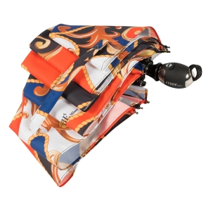 Зонт складной Ferre 6002-OC Monogramma фото-4