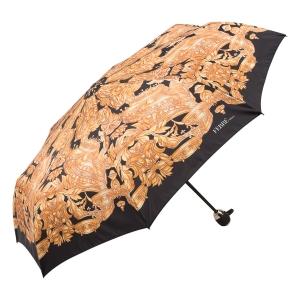 Зонт складной Ferre 6009-OC Сorona Gold фото-2
