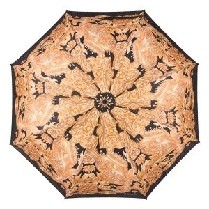Зонт складной Ferre 6009-OC Сorona Gold фото-3