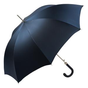 Зонт-трость Pasotti Classic Pelle Oxford Blu фото-3