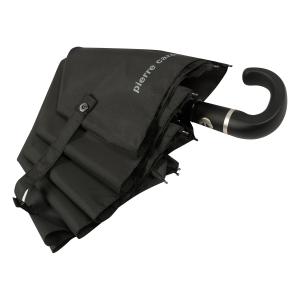 Зонт складной Pierre Cardin 84967-OC Primeur Black фото-4