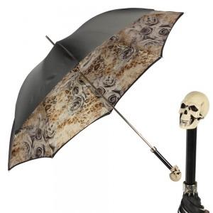 Зонт-трость Pasotti Capo Osso Rosa фото-1