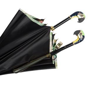 Комплект Pasotti Pappagallo Lux Зонт и Ложка на подставке  фото-1