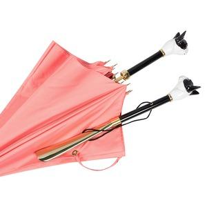 Комплект Pasotti Magenta Bulldog Lux Зонт и Ложка на подставке фото-1