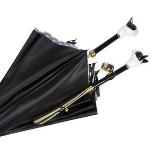 Комплект Pasotti Nero Bulldog Lux Зонт и Ложка на подставке фото-1