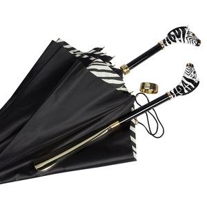 Комплект Pasotti Nero Zebra Lux Зонт и Ложка на подставке  фото-1