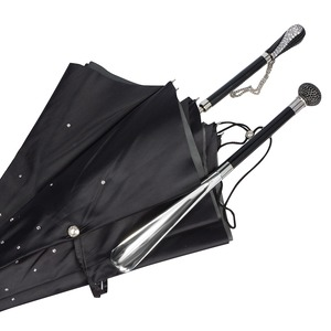 Комплект Pasotti Swarovski Piccollo Зонт и Ложка на подставке  фото-1