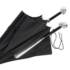 Комплект Pasotti Capo Silver Зонт и Ложка на подставке фото-1