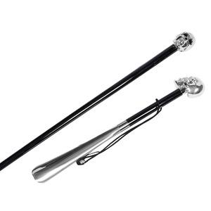 Комплект Pasotti Capo Black Трость и Ложка на подставке  фото-1
