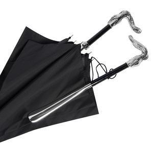 Комплект Pasotti Serpente Black Зонт и Ложка на подставке  фото-1