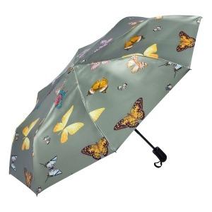 Зонт складной Ferre 371-OC Butterfly Militari Gree фото-2