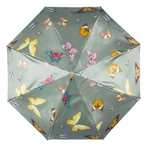 Зонт складной Ferre 371-OC Butterfly Militari Gree фото-3