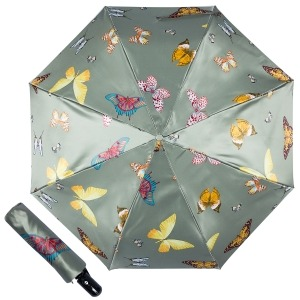Зонт складной Ferre 371-OC Butterfly Militari Gree фото-1