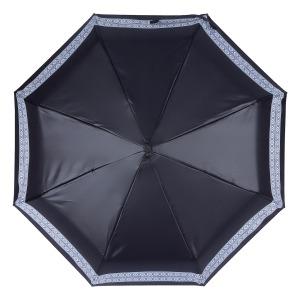 Зонт складной Ferre 6014-OC Line Dentel Black фото-3