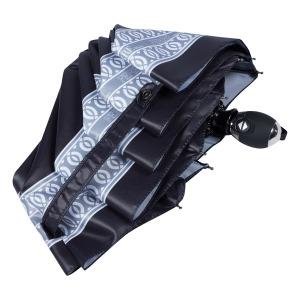 Зонт складной Ferre 6014-OC Line Dentel Black фото-4