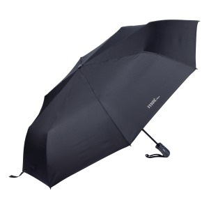 Зонт складной Ferre 9U-OC Gigante Black фото-2