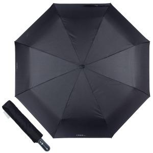 Зонт складной Ferre 9U-OC Gigante Black фото-1