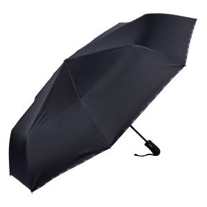 Зонт складной Ferre 3016-OC Logo Classic Grey фото-2