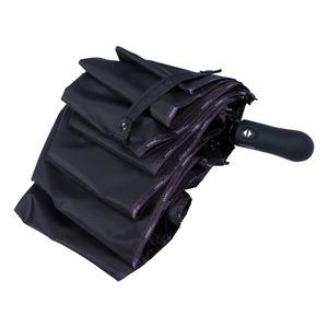 Зонт складной Ferre 3016-OC Logo Classic Grey фото-4