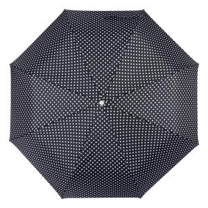 Зонт складной Ferre 371-OC Pois Black фото-3