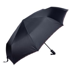 Зонт складной Ferre 3016-OC Logo Classic Brown фото-2