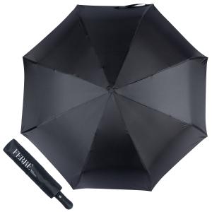 Зонт складной Ferre 3016-OC Logo Classic Brown фото-1