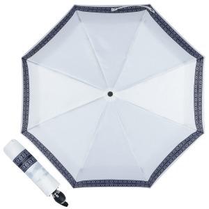 Зонт складной Ferre 6014-OC Line Dentel White фото-1