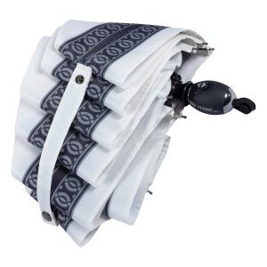 Зонт складной Ferre 6014-OC Line Dentel White фото-4