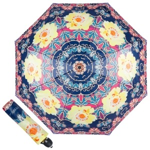Зонт складной Ferre 6002-OC Motivo Fiore фото-1