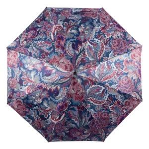 Зонт складной Pasotti Manual Melang Classic Pelle фото-3