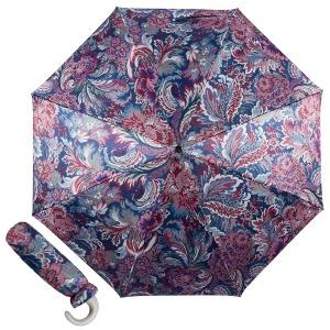 Зонт складной Pasotti Manual Melang Classic Pelle фото-1