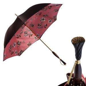 Зонт-трость Pasotti Marrone Cinese Albena Swar фото-1