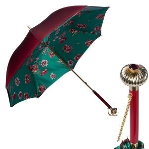 Зонт-трость Pasotti Bordo Cinese Globe фото-1