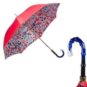 Зонт-трость Pasotti Coral Pennello Boo фото-1