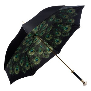 Зонт-трость Pasotti Nero Hawai Swarovski Palla фото-3