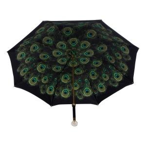Зонт-трость Pasotti Nero Hawai Swarovski Palla фото-4