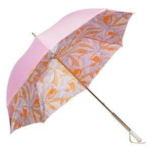 Зонт-трость Pasotti Rosa Chiaro Lumino Lux фото-3