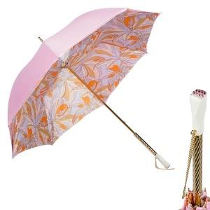 Зонт-трость Pasotti Rosa Chiaro Lumino Lux фото-1
