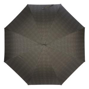 Зонт-трость Pasotti Braid Milford Beige фото-2