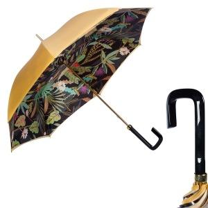 Зонт-трость Pasotti Ohra Fogilio Quatro фото-1