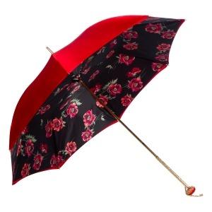 Зонт-трость Pasotti Rosso Cinese Stone фото-3